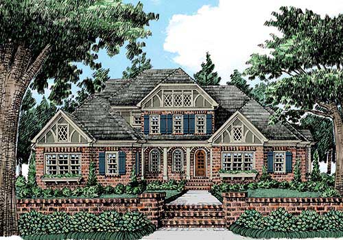 french country house plans | Frank Betz Associates - french country house plans
