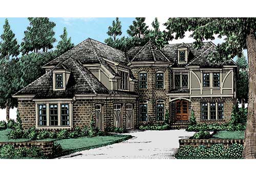 Avonlea Home Plans And House Plans By Frank Betz Associates