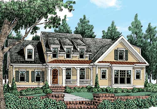 Rosemore place home plans and house plans by frank betz for Frank betz house plans