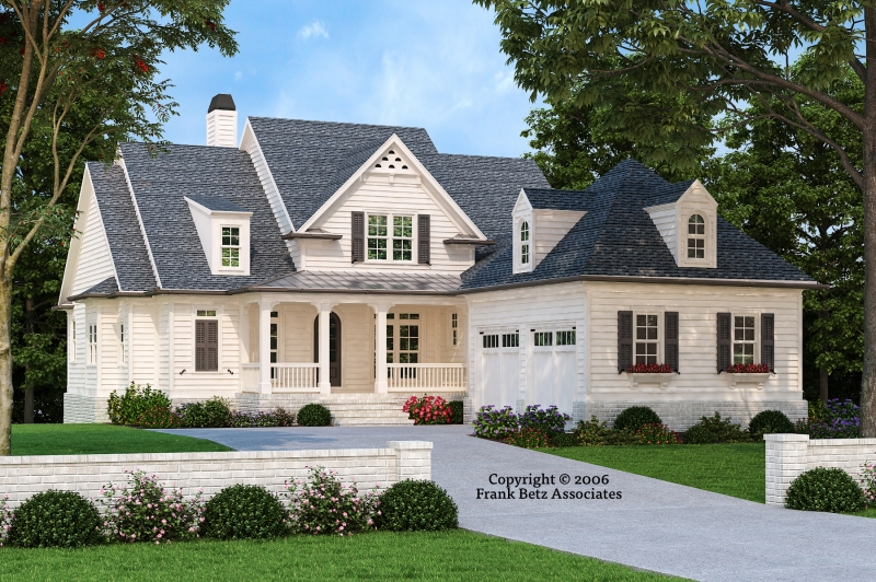 KENSINGTON CREEK Modern Farmhouse Plans