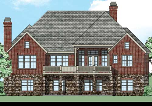 Chestatee House Plan