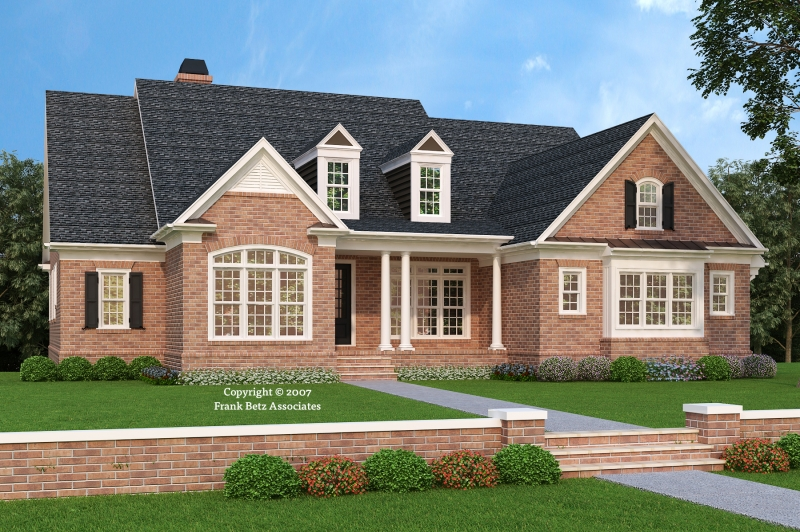 Durham Hills House Plan