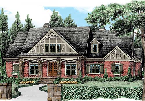 Meyerswood Home Plans And House Plans By Frank Betz