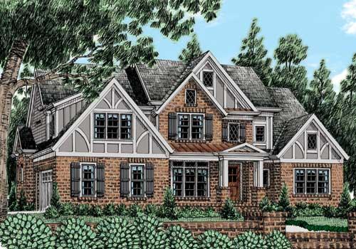 APPLETON CHASE (C) House Floor Plan   Frank Betz Associates