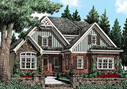 Multi Elevation House Plans