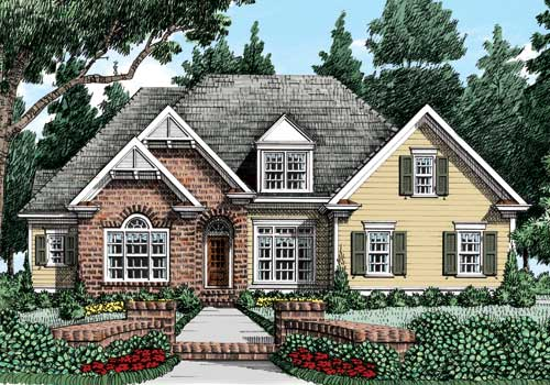 Avondale park a home plans and house plans by frank Avondale house plan