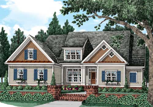 Glenmore (a) House Plan