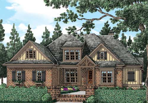 Glenmore (b) House Plan