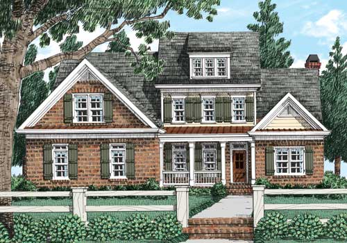 GRACETON (A) House Plans with 3D Walkthrough