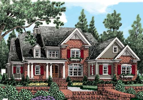 Graystone Park (a) House Plan