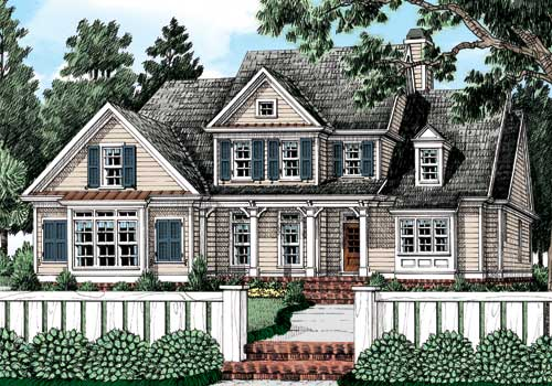 Mackinaw (a) House Plan