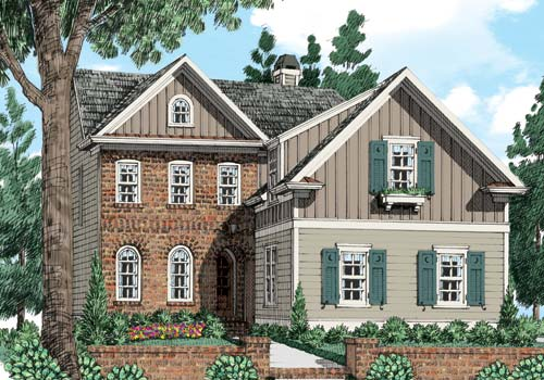 Cedar Mill House Plan