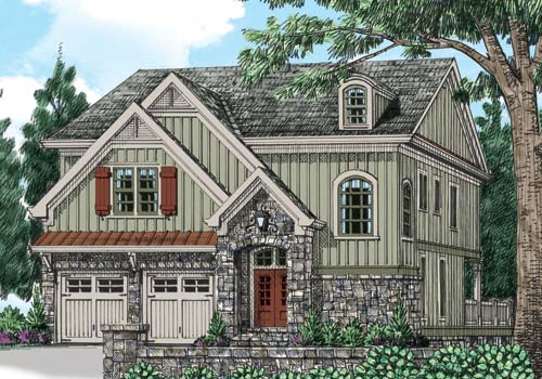 Ellington Ridge House Plan