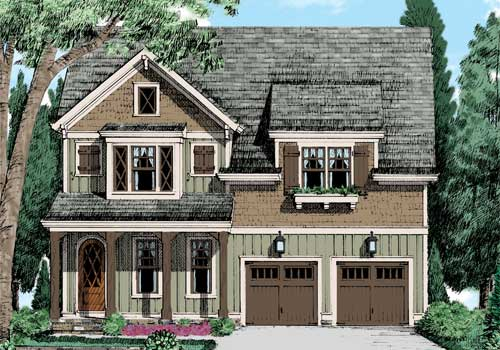 Thorndale House Plan