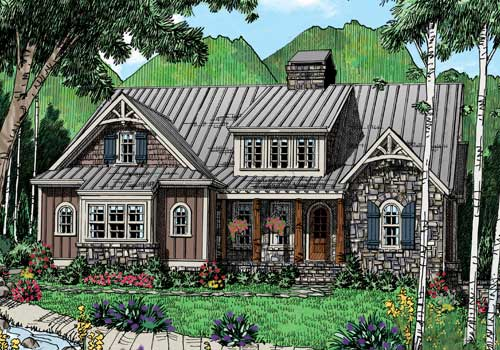Owl Creek House Plan