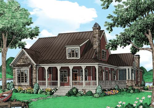 Kettle River House Plan