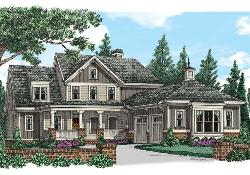 Cedar Shoals House Plan