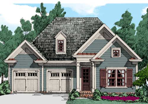 Cherokee Rose Home Plans And House Plans By Frank Betz