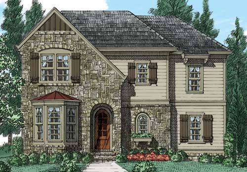 Wysteria House Plan