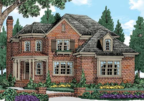 Winterhaven House Plan