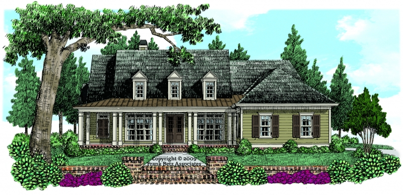 Rosewood House Plan