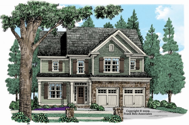 Clarksville House Plan