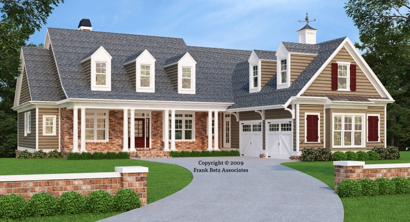 Hanover Pointe House Plan Elevation