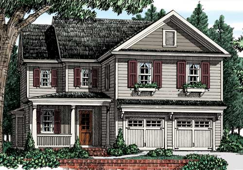 Columbus House Plan