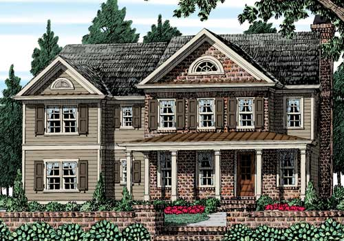 North Valley House Plan