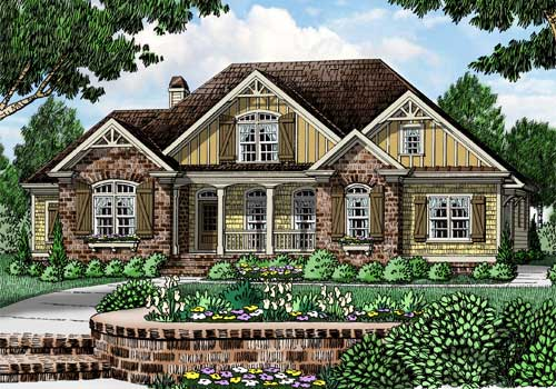Pine Meadow House Plan