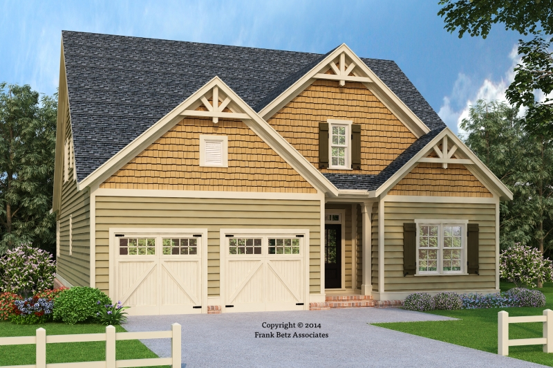 Fishers Walk House Plan