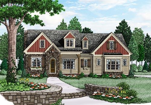 Kirkwood house floor plan frank betz associates for Kirkwood elevation