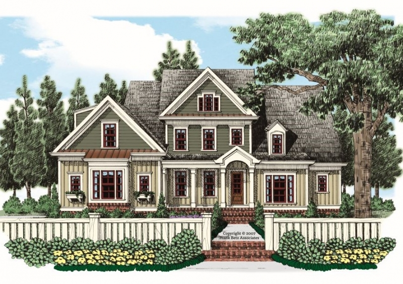 Romney (a) House Plan