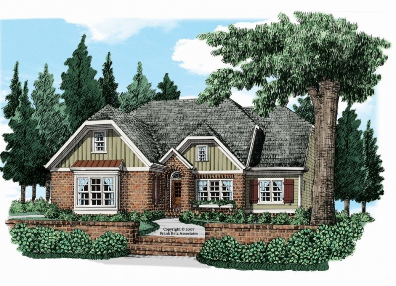 Manchester Walk (c) House Plan