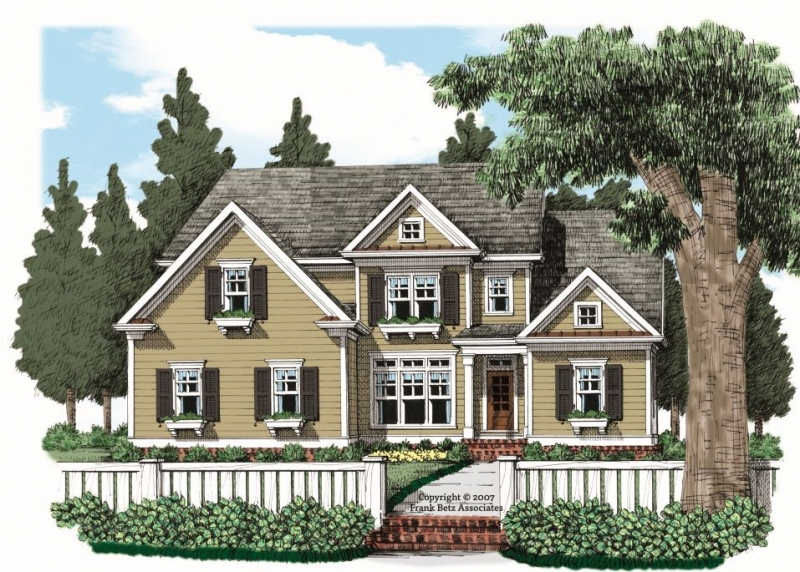 Prominence Court (a) House Plan