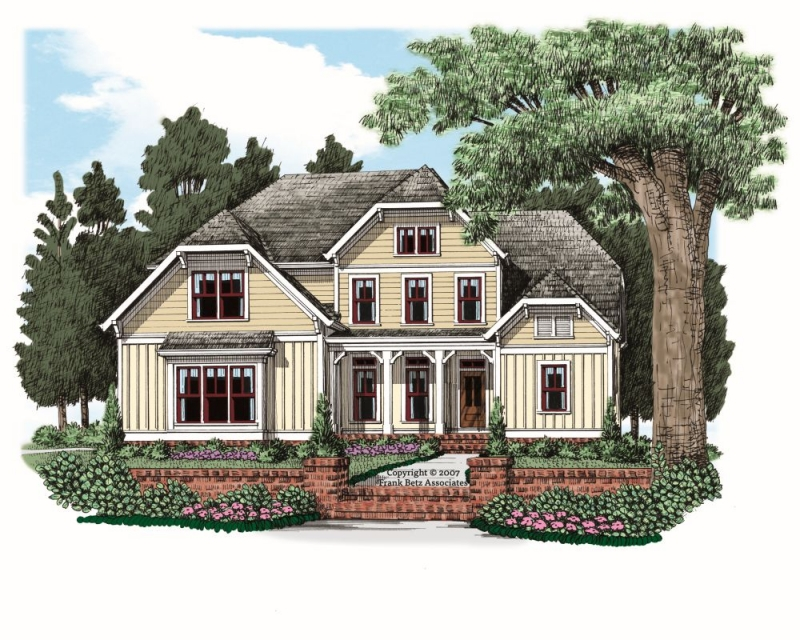 Prominence Court (c) House Plan