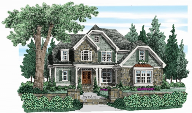 Shoal Creek (a) House Plan