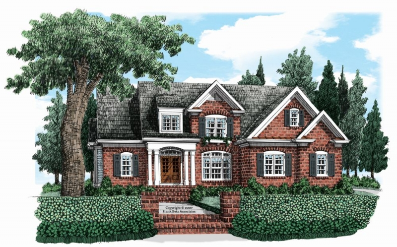 Shoal Creek (b) House Plan