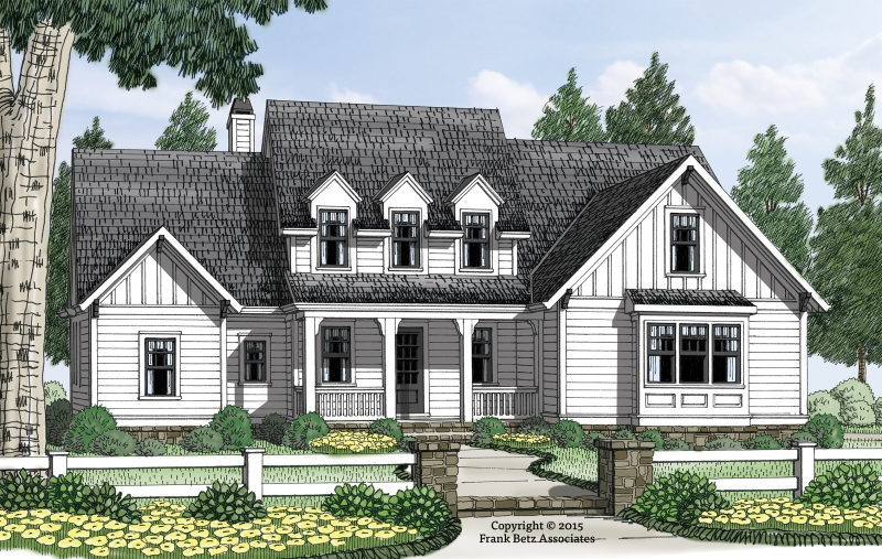 Cabot House Plan