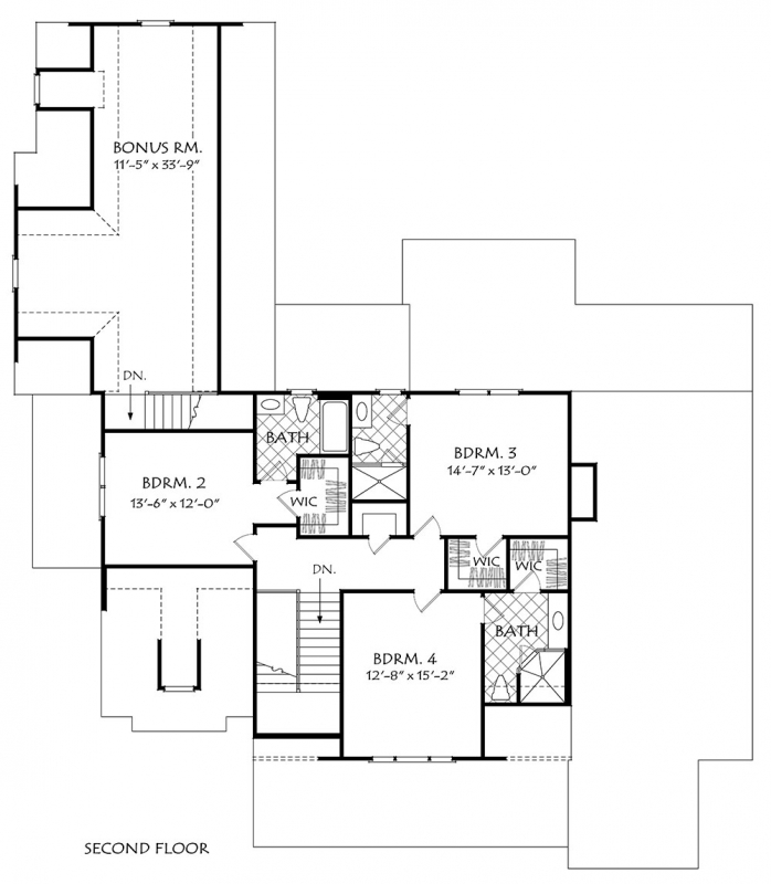 Southern Trace House Plan