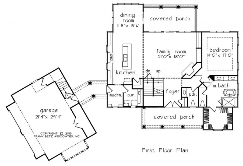 Haleys Farm House Plan