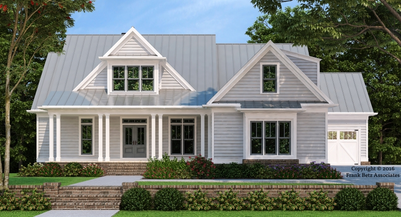 Cape Cod House Plans | Frank Betz Associates