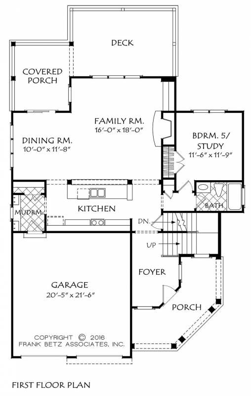 Mountain Laurel House Plan