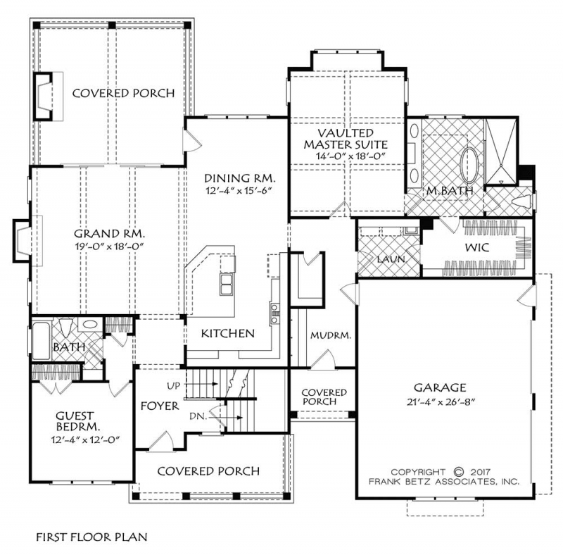 Holston Farm House Plan