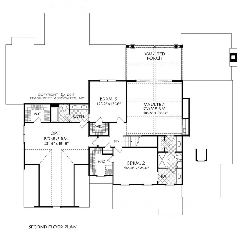 Bellmoore House Plan