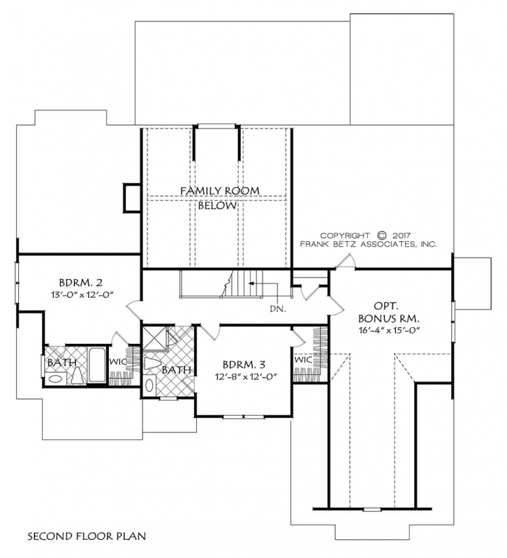 Tanglewood House Plan
