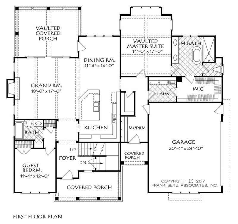 Frank betz summerlake floor plan carpet review for Summerlake house plan