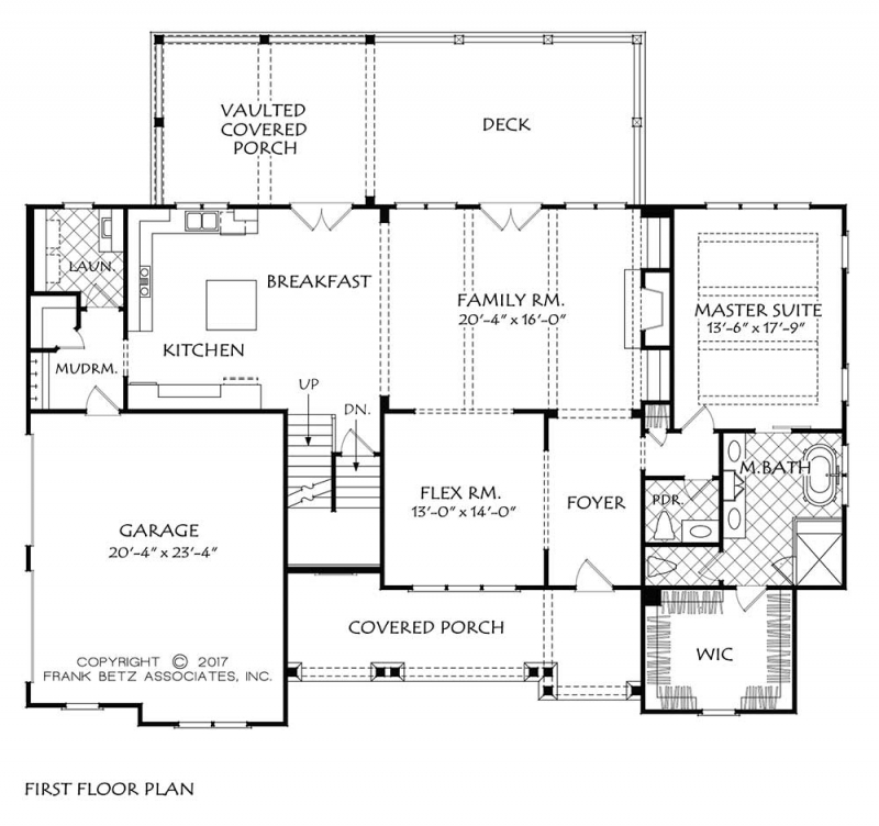 Mahogany Springs House Plan