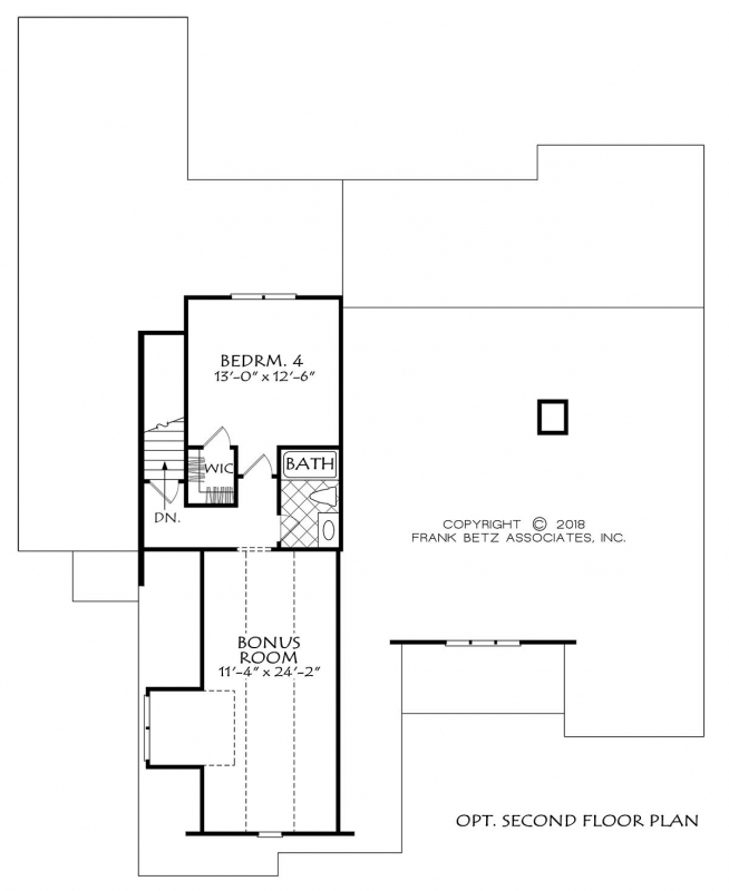 Blantons Trace House Plan