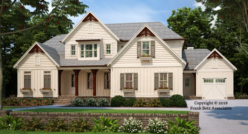 KENSLEY DOWNS Cottage House Plans